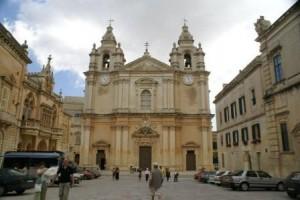 Mdina Cathedral - Malta