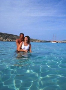 Comino, with the Majestic Blue Lagoon